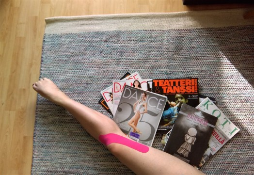Teippi ja lehti